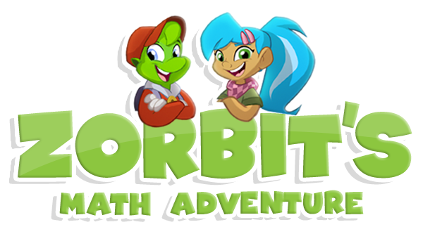 Zorbit's Math Adventure Help Center home page