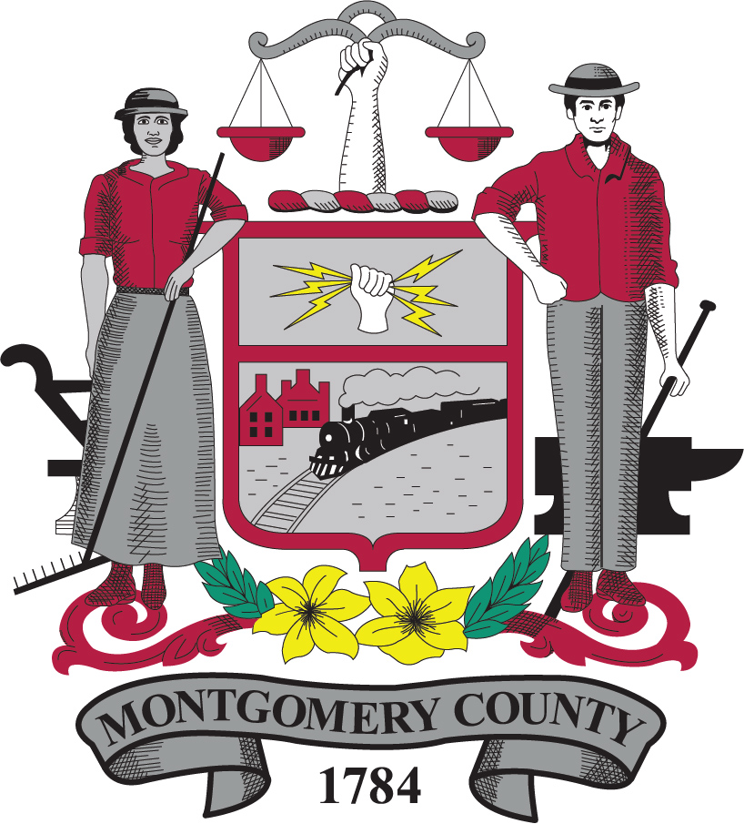 Montgomery County Help Center home page