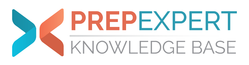 Prep Expert Help Center home page