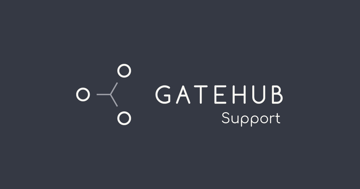 Wallet performance issues – GateHub