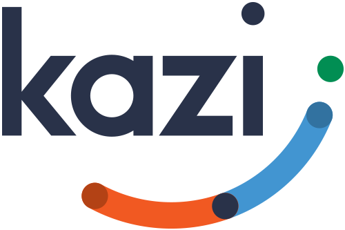 Kazi Help Center home page
