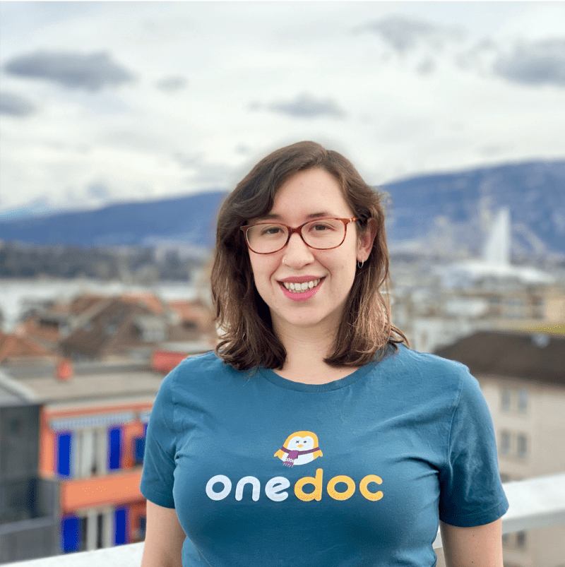Anna support OneDoc