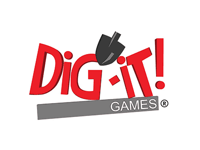 Dig-It! Games Help Center home page
