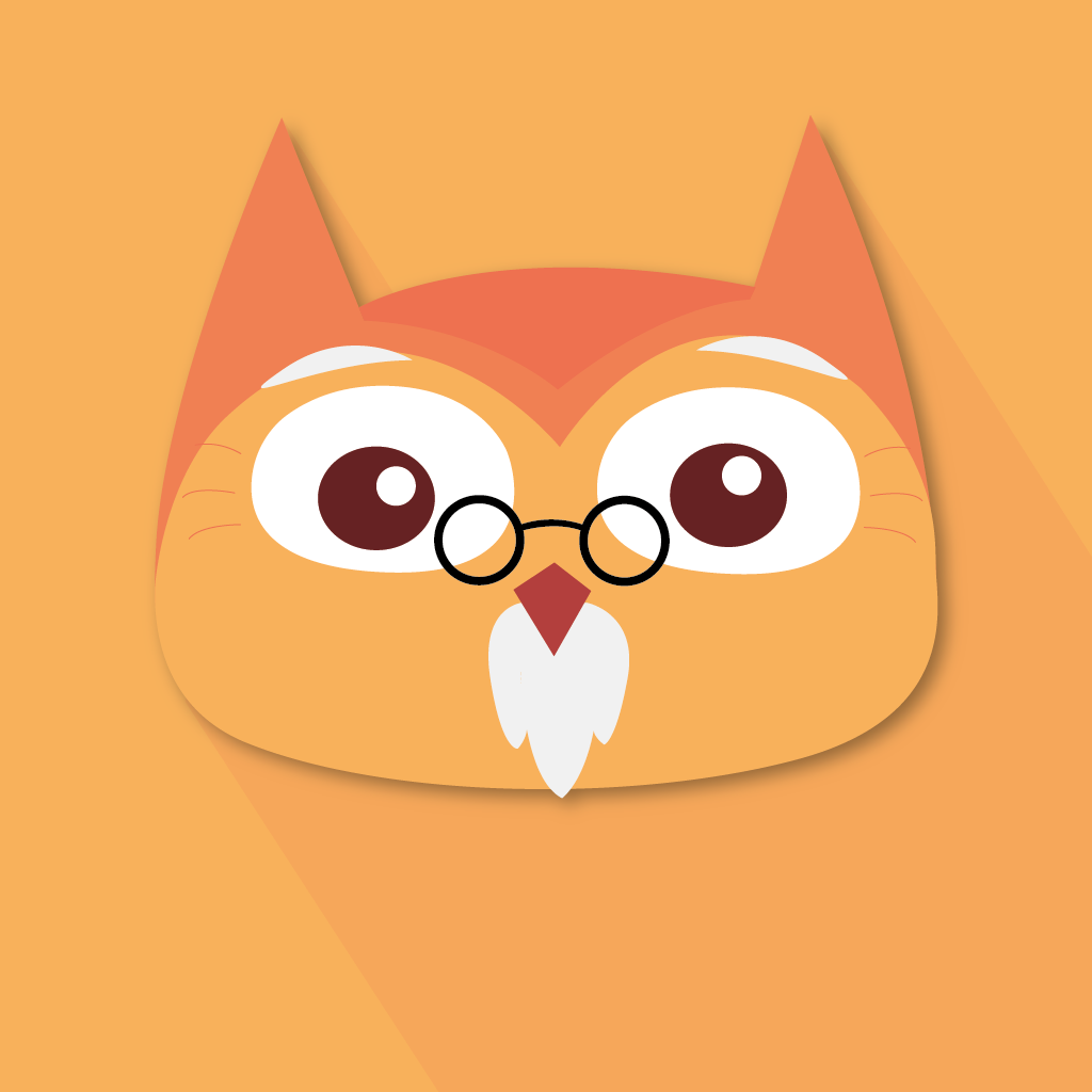 "Homepage für Help Center ""Holy Owly"""