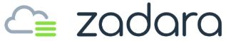Zadara Storage Support Help Center home page