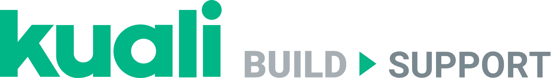 Kuali Build Help Center home page