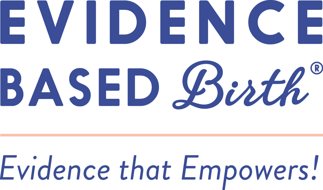 Evidence Based Birth® Help Center home page