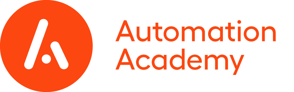 Automation Academy Help Center Help Center home page