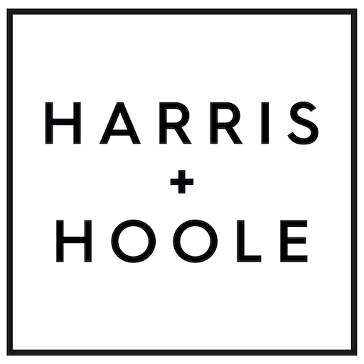 Harris + Hoole Help Center home page