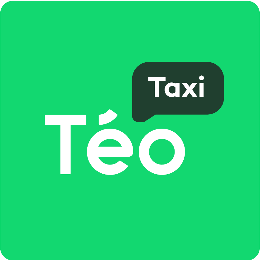 Téo Taxi Help Center home page