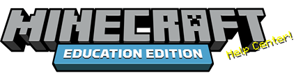 Minecraft: Education Edition Logo