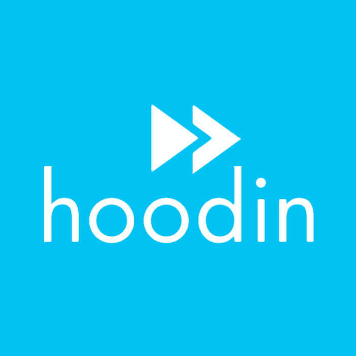 Hoodin Help Center home page