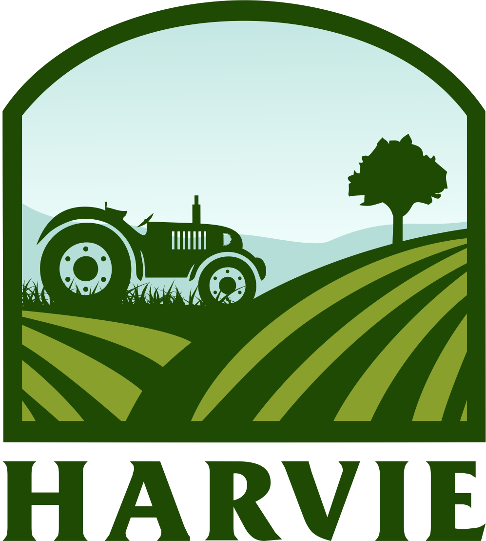 Harvie Help Center home page