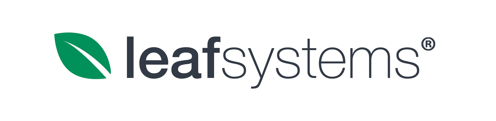 "Homepage für Help Center ""leafsystems - Support & Training"""