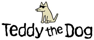 Teddy the Dog Help Center home page