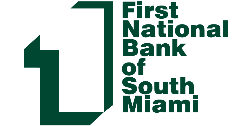First National Bank of South Miami Help Center home page
