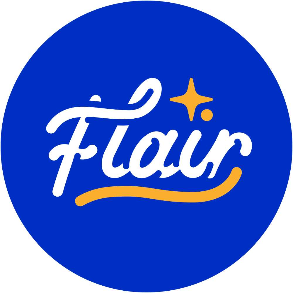 Flair Help Center home page