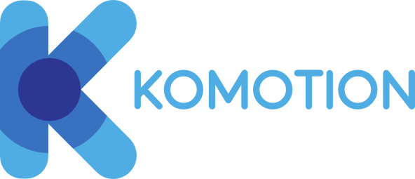 Komotion Help Center home page