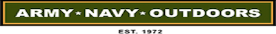 Army Navy Outdoors Help Center home page