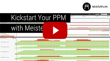 Kickstart Your PPM with Meisterplan