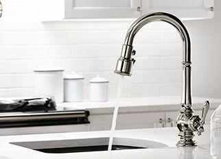 Exceptionnel Kitchen Faucets