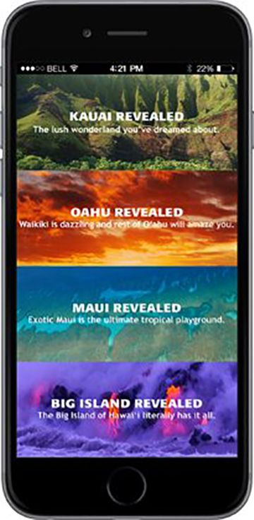 My old app to the island doesn't work on my phone anymore  – Hawaii