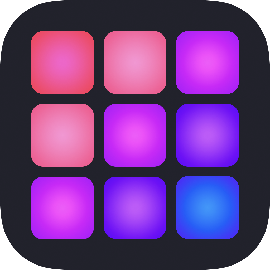 Drum Pad Machine iOS 客服中心主頁