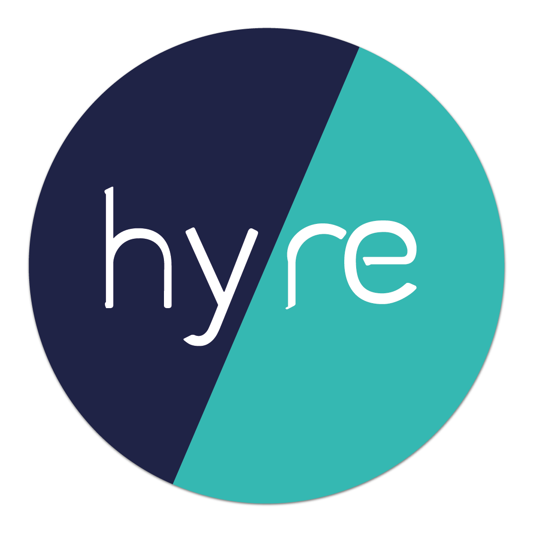 Hyre Help Center home page
