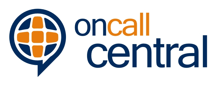 On Call Central Help Center home page