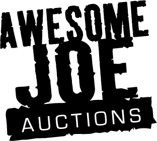 Awesome Joe Auctions Help Center home page