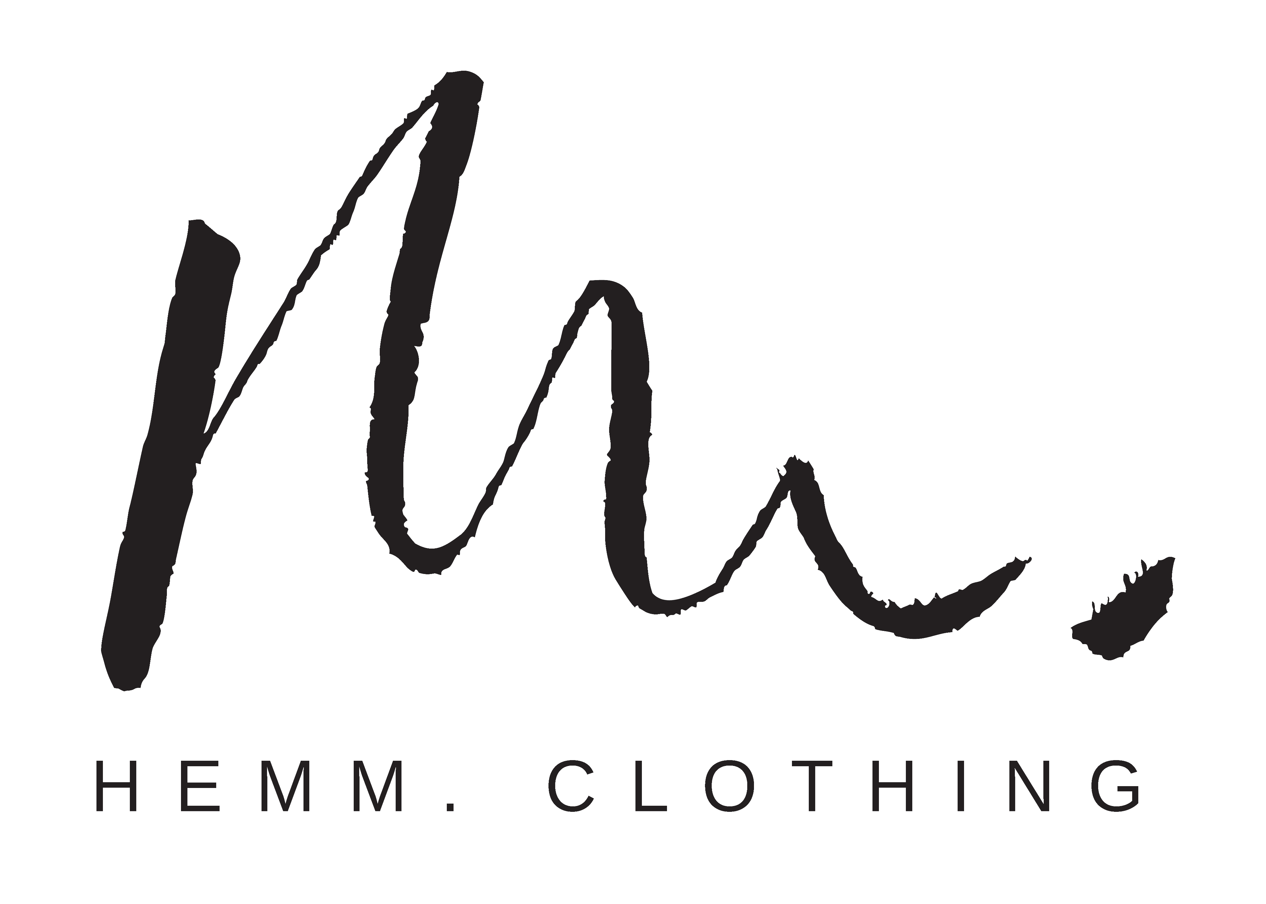 Hemm. Clothing Help Center home page