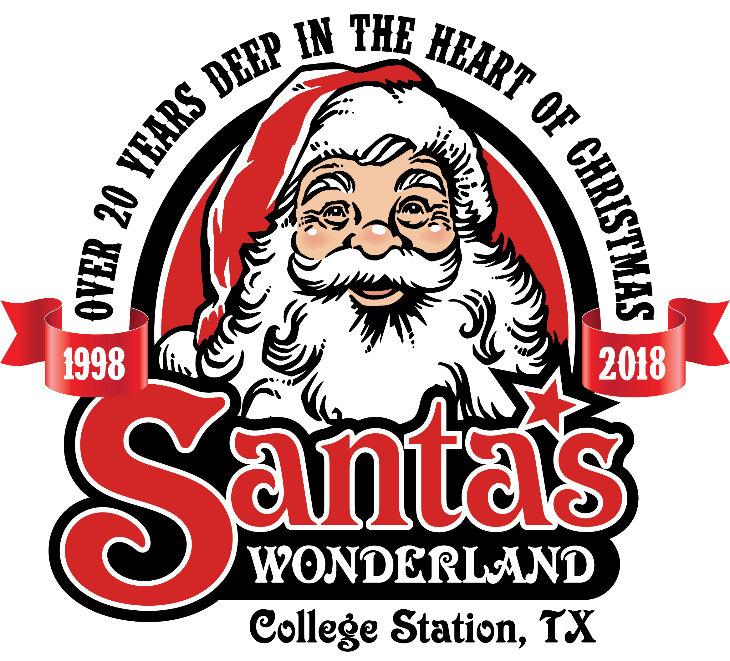 Santa's Wonderland Help Center home page