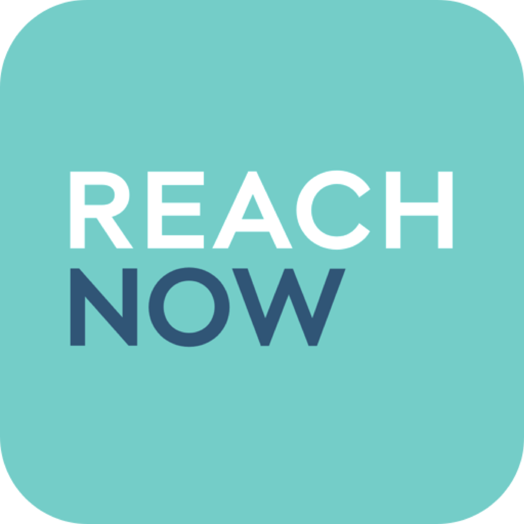 REACH NOW support Help Center home page