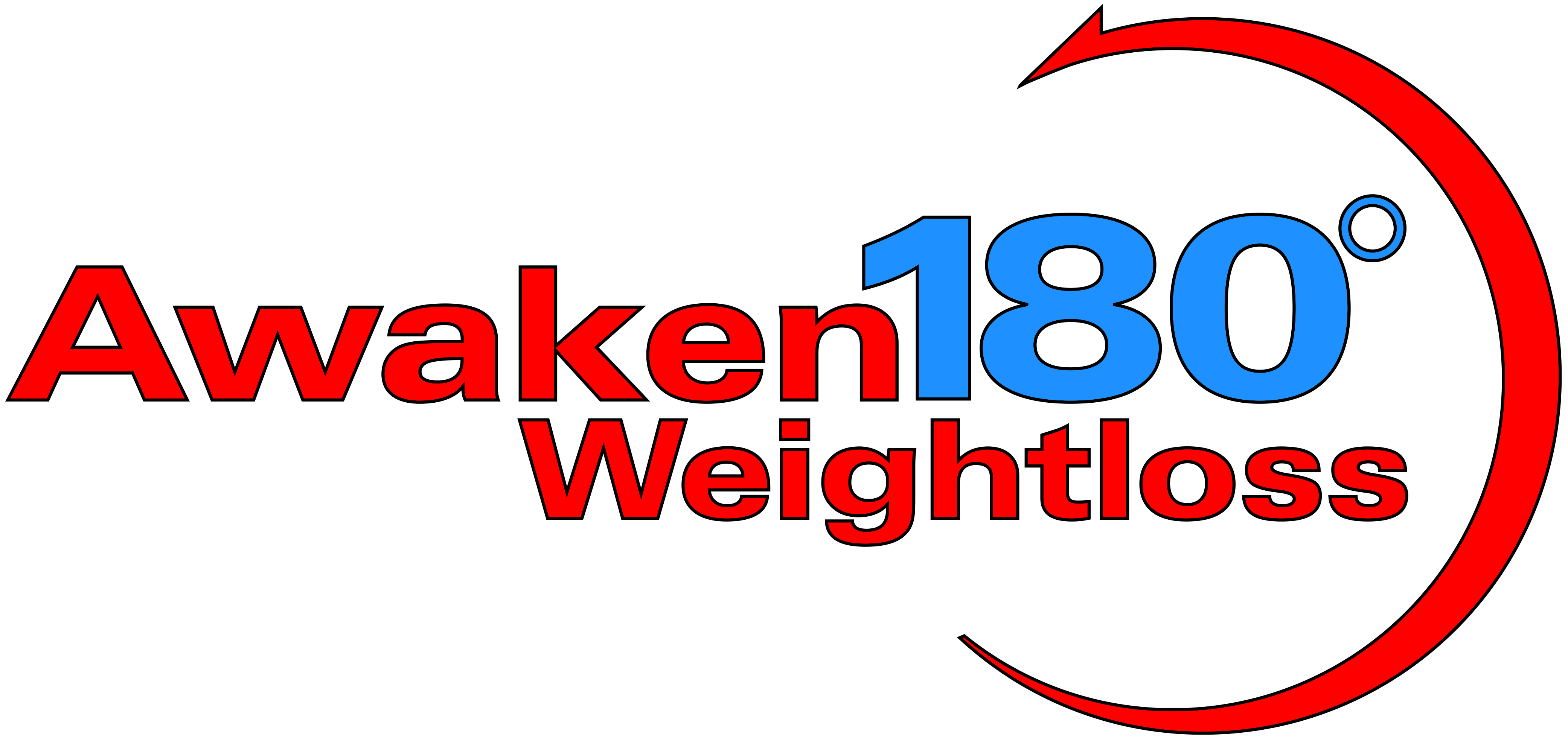 Awaken180 Weightloss Help Center home page