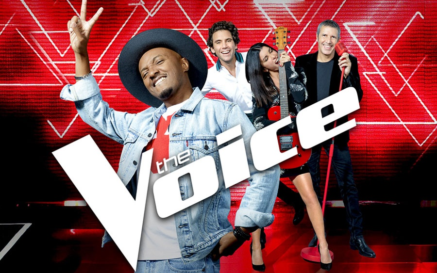 Visuel du programme The Voice