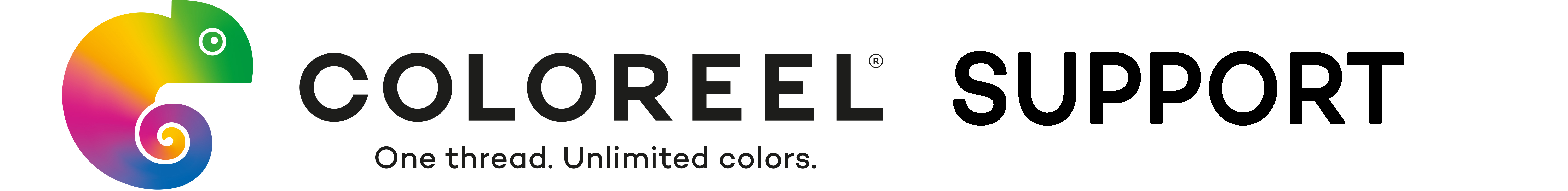 Coloreel Support Help Center home page