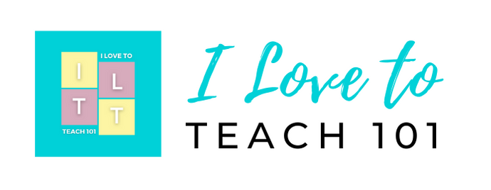 I Love to Teach 101 Help Center home page