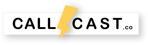 CallCast Help Center home page