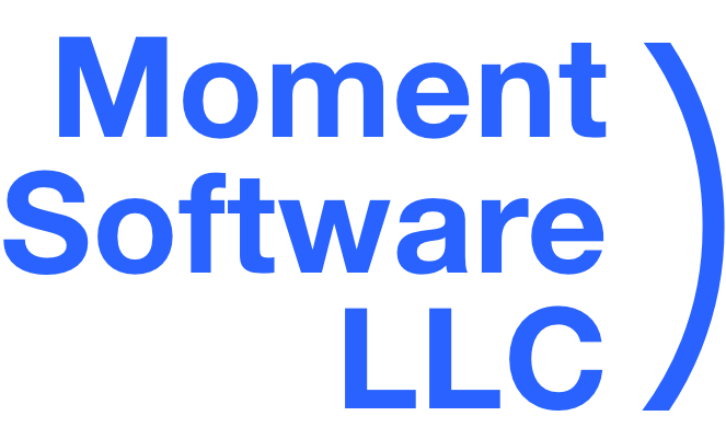 Moment Software LLC Help Center home page