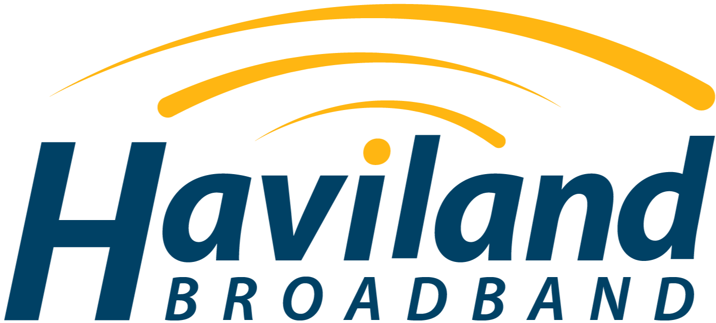Haviland Broadband Help Center home page