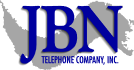 JBN Telephone Help Center home page