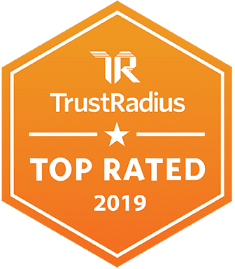 Trust Radius Badge