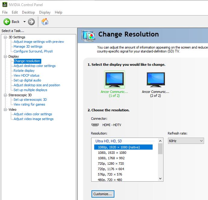 Nvidia Graphic Drivers - Install Configure – Cloud Imperium Games