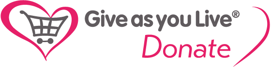 Help & Support | Give as you Live Donate Help Centre home page