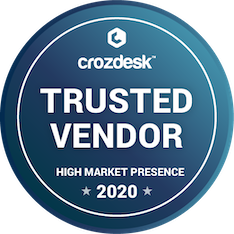 Crozdesk Trusted Vendor