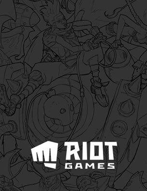 Riot Games サポート