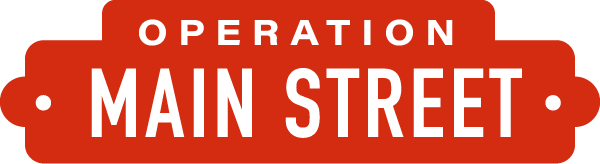 Operation Main Street Help Center home page
