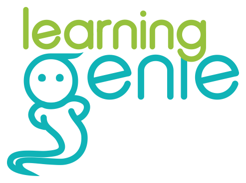 Learning Genie Help Center home page