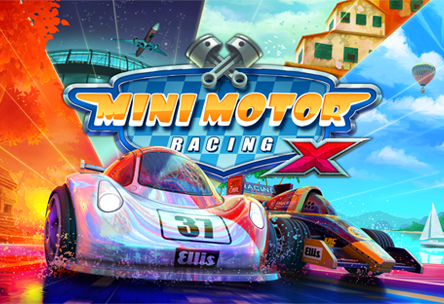 Mini Motor Racing X icon