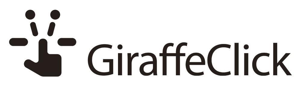 Giraffeclick Help Center home page